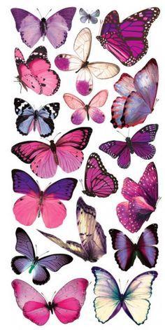 Me ha encantado encontrar estos stickers de temática muy variada  He elegido: Peces, gatos, mariposas y conejos de Pascua   Enlaces:   http...