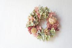 感謝のリース - *coco wreath*