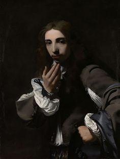Portret van Joseph Deutz (Michael Sweerts, c. 1648, Rijksmuseum, Amsterdam)