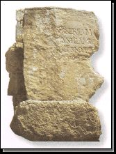 Pilate Inscription: ..this inscription bears witness to a major New Testament figure and settles the debate over Pilot's title of Prefect rather than the inferior Procurator.