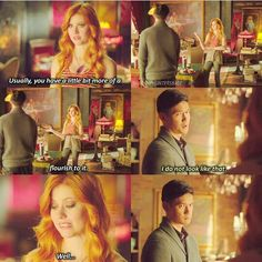 Season 1 Episode 10: Clary and Magnus