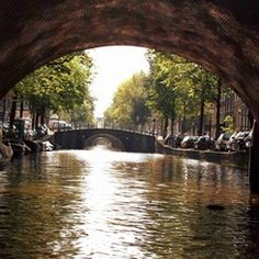 Amsterdam/ Holland -  Grachten Holland, Amsterdam, Destinations, Viajes, The Nederlands, The Netherlands, Netherlands