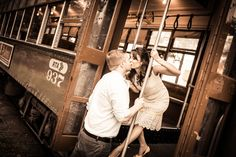 New Orleans Engagement Photography by Mondaini Creative