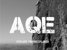 Identity - AQE on Behance