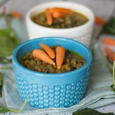 Kale and Lentil Soup by Laura Smith