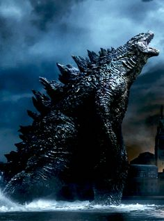 Godzilla (2014) Very impressed by this movie! Never thought I would root for Godzilla, but I sure the hell was!