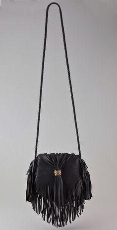Cleobella fringe bag