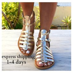 Erato 3 Sandals Greek Leather Sandals Gladiator Sandals Ancient... (605 ZAR) ❤ liked on Polyvore featuring shoes, sandals, black, gladiator & strappy sandals, women's shoes, flat gladiator sandals, black strappy sandals, gladiator sandal, black sandals and leather sandals