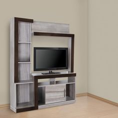 Tv Cupboard Design, Tv Showcase Design, Rak Tv, Tv Stand And Entertainment Center, Tall Shelves, Tv Storage, Tv Cabinets, Game Room, Tv Units