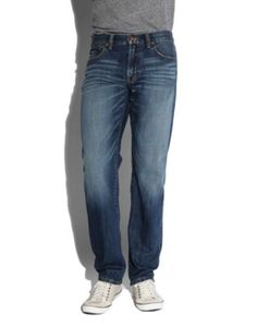 A What-to-Wear Guide to the Real Life Holidays | His Gameday Outing | 221 Original Straight Denim | Lucky Brand