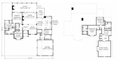 Southern Living Showcase Home Bridlewood Floor Plan