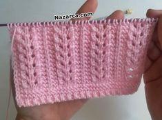 Knitting Stiches, Baby Knitting Patterns, Diy Crafts Hacks, Diy And Crafts, Crochet Top, Crochet Hats, Cross Stitch Art, Baby Dress, Lana