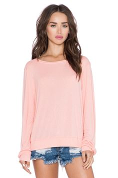 Wildfox Couture Essential BBJ in Peony