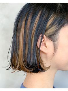 Japanese Short Hair, Hair Magazine, Hair Reference, Cool Hair Color, Girl Hairstyles, Short Hair Styles, Hair Makeup, Hair Beauty, How To Make