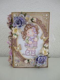 Magnolia Tilda Book Card 1