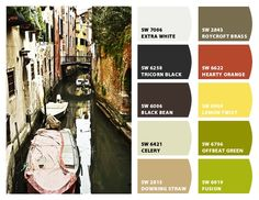 #chipit Venetian boats. Repin via @Melissa Brown Stinson