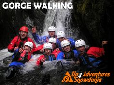 Gorge Walking / Canyoning with Snowdonia, Meaning Of Life, Walking, Activities, Adventure, Jogging, Walks, Fairytail, Fairy Tales