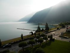 Harrison Hot Springs Early Morning