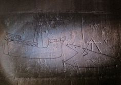 medieval graffiti in Norwich cathedral