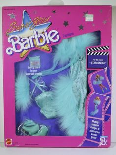 1988 Barbie - Stars On Ice (Super Star) #