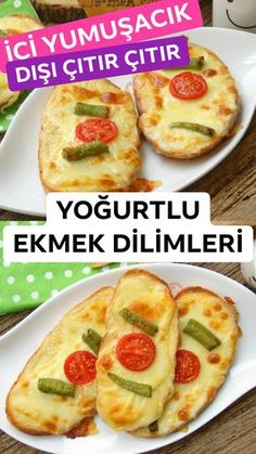 Lunch Recipes, Veggie Recipes, Dessert Recipes, Breakfast Recipes, Cooking Recipes, Party Fotos, Breakfast Items, Turkish Recipes, Best Appetizers