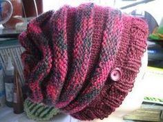 Baby Knitting Patterns Yarn 'My worm-hat' instructions …. Bonnet Crochet, Crochet Beanie Hat, Crochet Baby Booties, Knitted Hats, Crochet Hats, Knitting Websites, Knitting Blogs, Free Knitting, Free Crochet