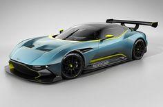 Aston Martin Vulcan hypercar to rival P1 GTR and LaFerrari FXX K | Autocar
