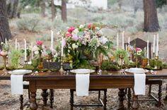 Woodland Summer Wedding