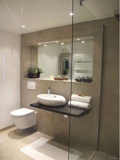 Salle de bain d'inspiration nature