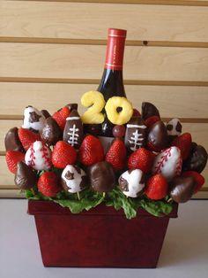 fresas con chocolate - Buscar con Google
