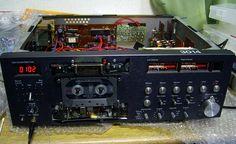 Tandburg TCD-3014 Cassette Deck - 1985