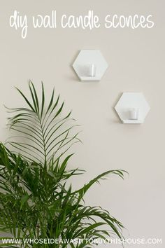 how-to-make-wall-candle-sconces
