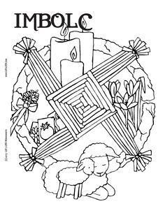 Samhain Coloring Pages Pdf