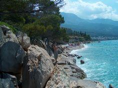 To we are here - Tucepi, Croatia
