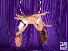 Lindsay and Marisa - doubles lyra
