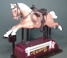 kids mechanical horse | Refurbished Kiddie Rides and Coin Operated Kids Rides