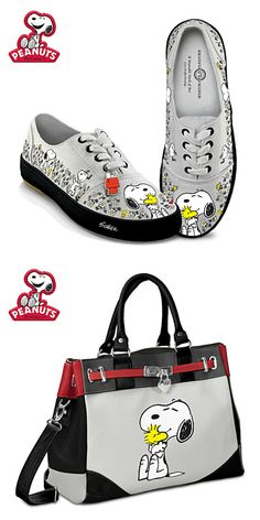 Make Valentine's Day special for your Sweet Babboo with Peanuts figurines and Snoopy jewelry, shoes and handbags. Start shopping via CollectPeanuts.com and help support our site.