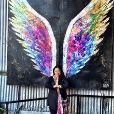 You can see my wings! #birthdaygirl #lalatime