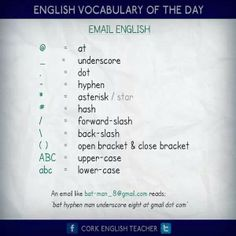 .Email English
