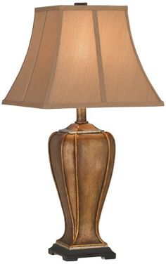 Save $ 35 order now Golden Copper Stippled Table Lamp at Best Tiffany Lamps stor