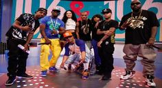 """Hustle Gang On '106 & Park' (Video)- http://getmybuzzup.com/wp-content/uploads/2013/05/Hustle_Gang-600x330.jpg- http://getmybuzzup.com/hustle-gang-on-106-park-video/-  Hustle Gang On '106  Park' T.I. and the Hustle Gang, with the exception of Chip, Iggy, and Travi$ Scott, hit up """"106  Park"""" yesterday. During their segment, the Gang promoted their forthcoming mixtape,G.D.O.D., dropping May 7. T.I. promised that the mixtape is """"just a..."""