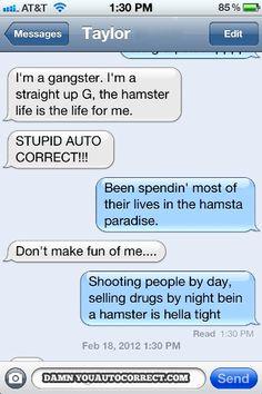Gangster!