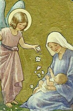 Blessed Mother Mary, Blessed Virgin Mary, Religious Images, Religious Art, Idees Cate, Images Of Mary, Mama Mary, Mary And Jesus, Holy Mary