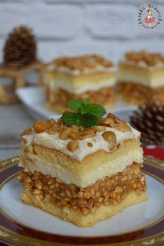 Ciasto biały lion Source by kbelgart Baking Recipes, Cake Recipes, Dessert Recipes, Potica Bread Recipe, Chocolate Ganache Tart, Delicious Desserts, Yummy Food, Vegan Junk Food, Polish Recipes