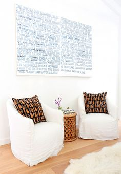 Home Tour: A Jewelry Designer's Bohemian Malibu Home via @mydomaine
