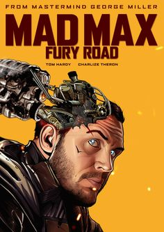 Fury Road by Babaev Azer