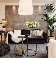 120 Wohnzimmer Wandgestaltung Ideen!   Akzentwand, moderne ...