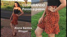 Saia Kardashian passo a passo Alana Santos Blogger -