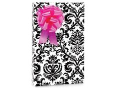 Black and White PAISLEY FLOURISH Gift Wrapping Paper - 16 Foot Roll > More infor at the link of image  : Wrapping Ideas