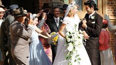 Pictures: The Wedding - A Place To Call Home Galleries - Official Site